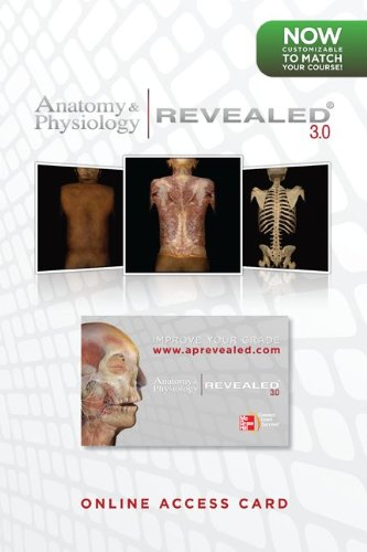 Anatomy+Physiology Revealed 3.0 Access