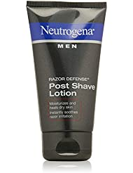 Neutrogena Men's Razor Defense Post Shave Lotion, 2.5...