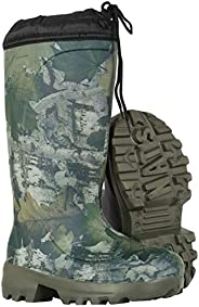 NAT'S 1530 Winter Hunting Boots for Men - Insulated Mud Boots for Men Up to -70°C - EVA Boots, Ultralight