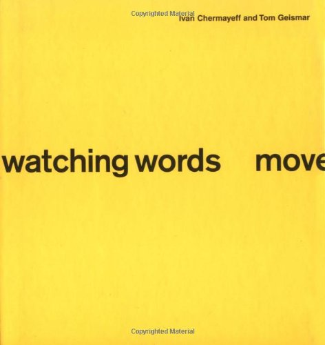 Watching Words Move