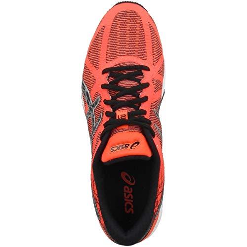 De 21 Gel Pour Femme Coral t675n Course Trainer noir 0690 Chaussures Flash Asics ds Nc blanc Hxq4d8HT