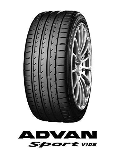サマータイヤ 285/30ZR19 (98Y) XL ヨコハマ アドバンスポーツ V105 MO メルセデス承認 ADVAN Sport V105S B06X6JS1ZT