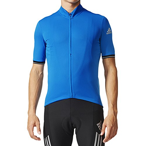 adidas Performance Mens Climachill Cycling Jersey - XS - Adidas Bicycle