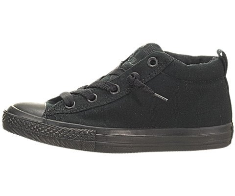 Converse Boy's Chuck Taylor Street Mid Pre/Grade School Fashion Sneakers