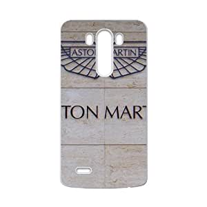 SANLSI Aston Martin sign fashion cell phone case for LG G3