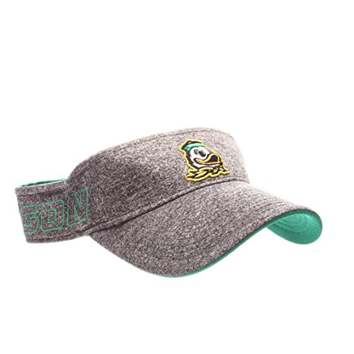 NCAA Oregon Ducks Adult Men Slice - Visor College