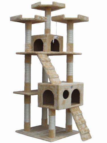 go-pet-club-72-tall-beige-cat-tree-furniture