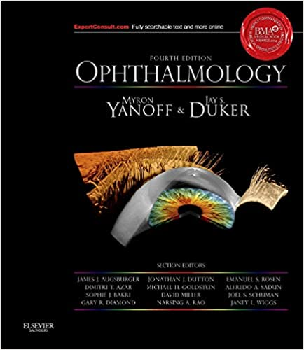 Yanoff Ophthalmology 4th Edition Pdf