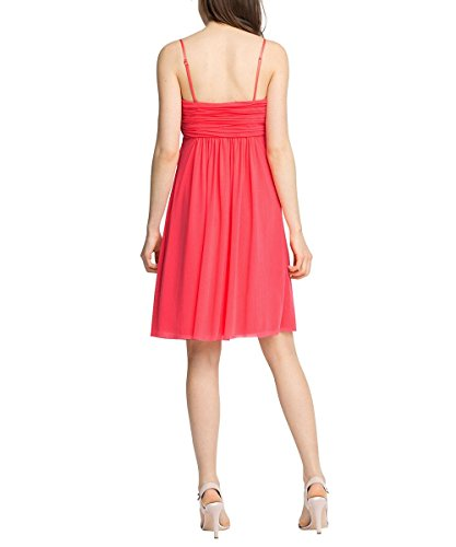 Collection Coral Rot Damen 645 ESPRIT Kleid AB406