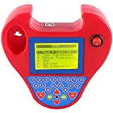 JXHD Key Programmer - Transponder Clone Device - Find PIN,Multi-languages Smart Zed-Bull Programmer With Mini Type No Tokens Needed
