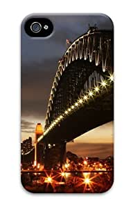 iPhone 4S Case Cover - New York Cool PC Hard Case Cover for iPhone 4 and iPhone 4s