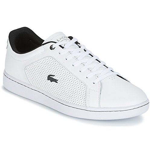 Lacoste Men's Trainers White Size: 6 clearance view new arrival sale online ZyoTMWV2