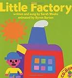 Little Factory, Sarah Weeks and Michael Abbott, 0060274298