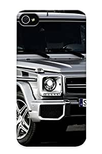 Premium 2013 Mercedes-benz G63 Amg Heavy-duty Protection Design Case For Iphone 4/4s