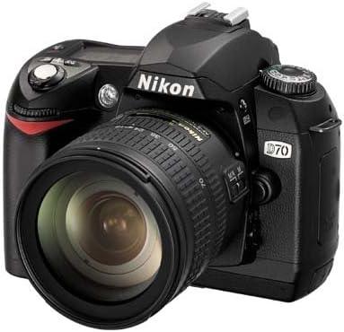 Nikon D 70 Digitale Spiegelreflexkamera Nur Gehäuse Kamera