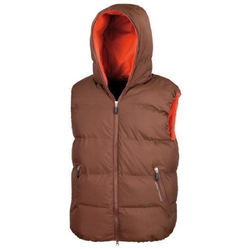 Result Men's Dax Down Feel Gilet XS,Espresso