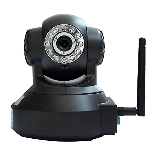 ELP Wifi Wireless IP camera,Surveillance security,Plug/play,pan/tilt home cctv camera with two way audio and night vision