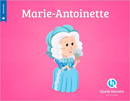 MARIE ANTOINETTE (hist.jeunesse) pdf ebook