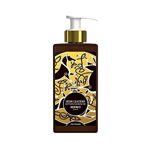 MEMO Irish Leather Hand Cleansing Gel, 250ml / 8.4 fl. Oz.