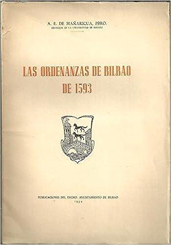 ORDENANZAS DE BILBAO PDF DOWNLOAD