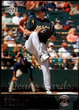 4 Mark Redman Oakland Athletics (Baseball Card) Dean's Cards 8 - NM/MT Athletics ()