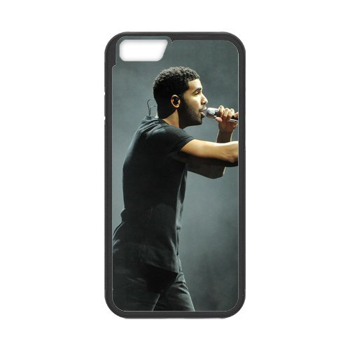 "Fayruz - iPhone 6 Rubber Cases, Drake Hard Phone Cover for iPhone 6 4.7"" F-i5G471"