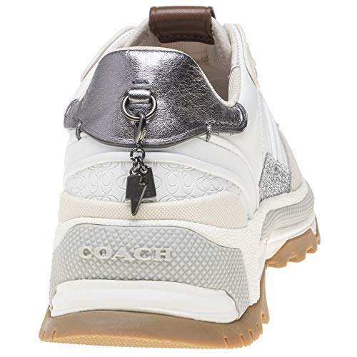 Coach Donna C143 Coach Bianco Sneaker C143 vWZqF1wz61