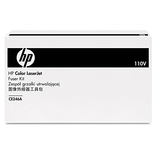 HP Color LaserJet CE246A Fuser Kit 110v in Retail Packaging