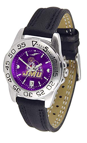 Linkswalker Ladies James Madison Dukes Ladies' Sport Anochrome Watch