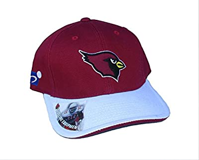 Arizona Cardinals Adjustable OSFA 2-Tone Hat Cap from Outerstuff Ltd.
