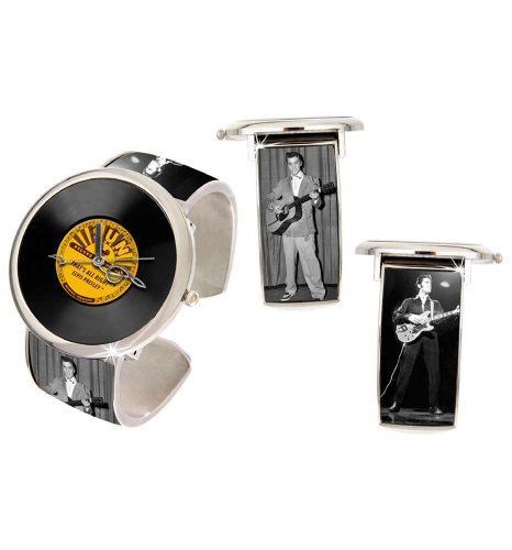 [해외]엘비스 바로 그거야 Bangle Watch/Elvis That`s All Right Bangle Watch