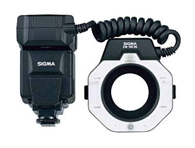 Sigma EM-140 DG Macro Ring Flash by Sigma