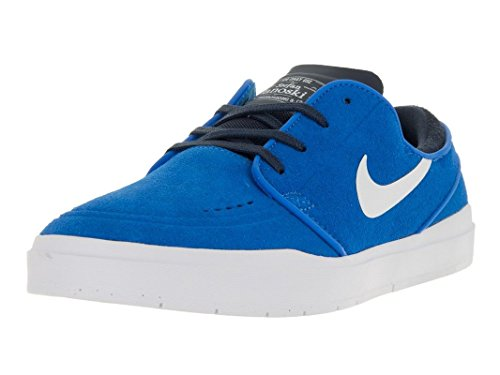 sale retailer d6da4 ba5eb Nike Men s Stefan Janoski Hyperfeel Skate Shoe Photo Blue White Obsidian 10.5  D(M) US - Buy Online in UAE.   Sports Products in the UAE - See Prices, ...