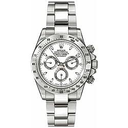Rolex Cosmograph Daytona Steel Men's Watch 116520
