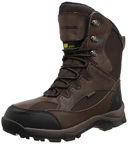 Northside Men's Renegade 800 Hunting Boot,Dark Brown,8 M US