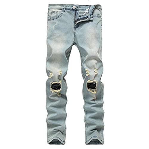 Jeans With Holes Amazon Com