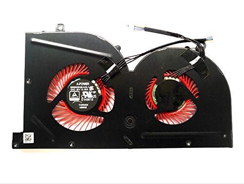 Cooler Para Msi Gs63 Gs63vr Gs73 Gs73vr Ms-16k2 Ms-17b Series Gpu Part Number Bs5005hs-u2l1