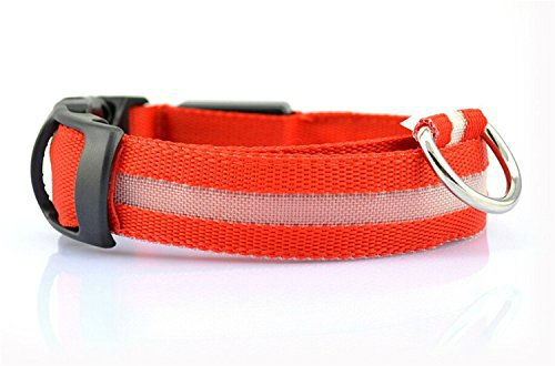 SUKRAGRAHA-New-Super-Bright-Nylon-LED-Dog-Night-Safety-Collar-Flashing-Light-up