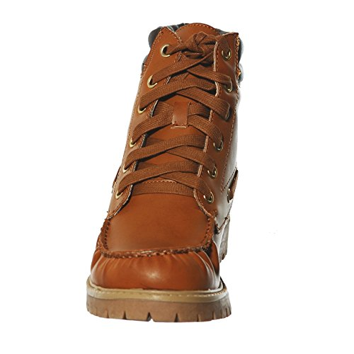 Boots cognac15 up Ankle Lace D15 New 4Rwtxw