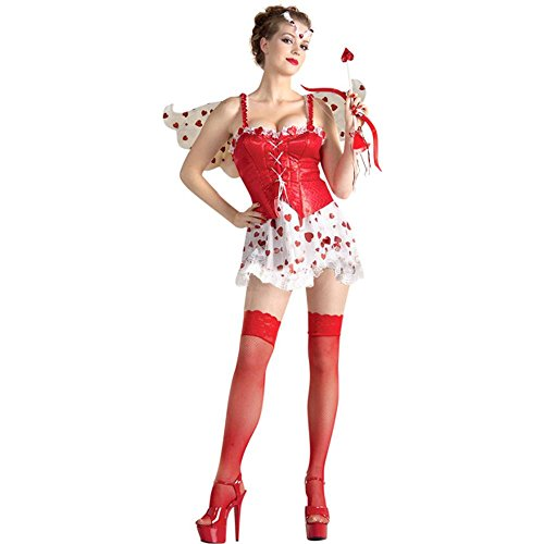 Sexy Cupid Costumes (Adult Sexy Cupid Costume (Size:Medium/Large 8-12))