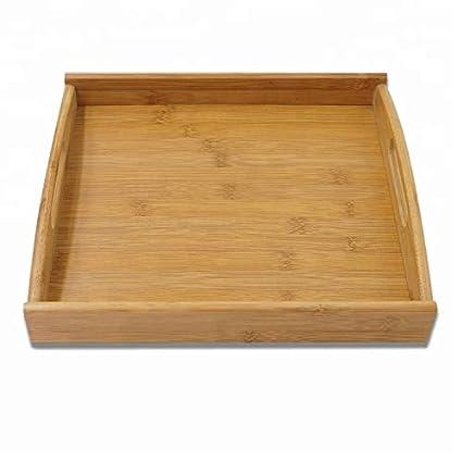 Amazon Com Dream Loader Coffee Table Trays Bamboo Coffee Table