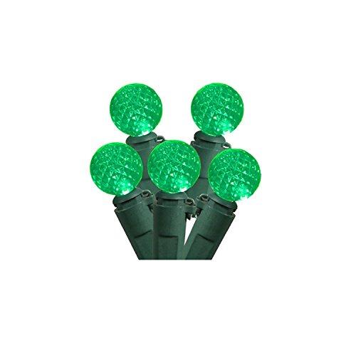 G12 Strings Light Led (Set of 50 Green LED G12 Berry Christmas Lights 4