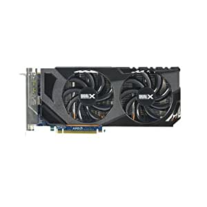 Sapphire Radeon HD 7870 XT with Boost 2GB DDR5 HDMI / DVI-I / Dual Mini DP PCI-Express Graphics Card 11199-20-20G
