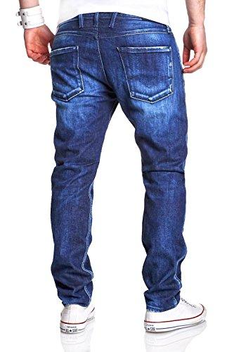 Replay Jeans ANBASS M914.443.652 - Blau