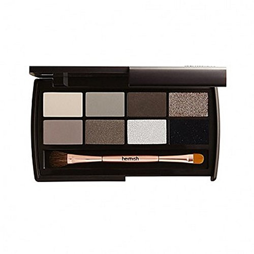 Heimish Brisk Grey Dailism Densely-Pigment Eye Palette Makeup 5 ounces