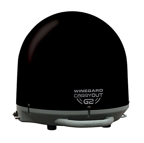 Winegard GM-2035 Black Carryout G2 Automatic Portable Satellite