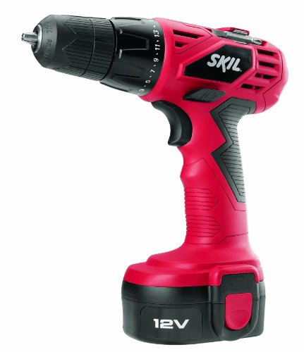SKIL 2240-01 12-Volt 3 8-Inch Drill Driver Kit