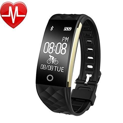 Willful SW328 Waterproof Fitness Tracker Watch,Bluetooth ...