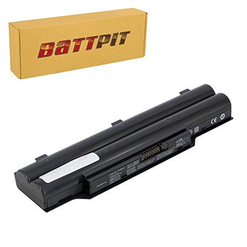 fujitsu ah530 battery - 3