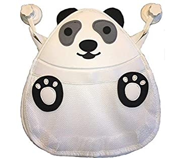 Amazon.com: Po La Panda juguete de baño organizador para ...
